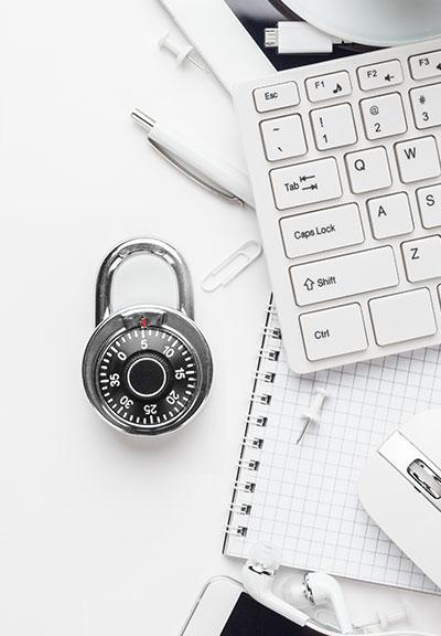 Secure media management